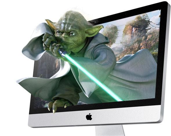 Yoda rocks