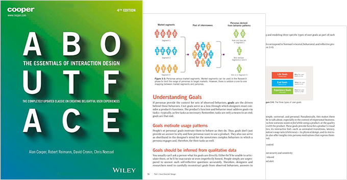 About Face UI design book