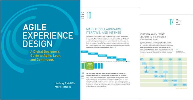 Agile experience design book