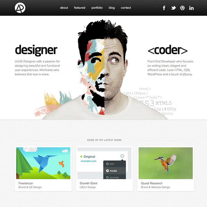 designer coder adham dannaway 2012