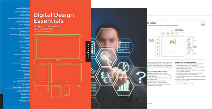 Digital Design Essentials UI design book