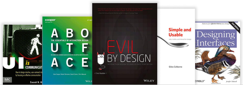 best UI design books